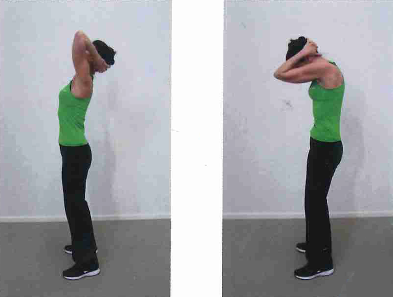 Thoracic extension
